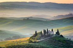 The Tuscan Landscape by Francesco Riccardo Iacomino - Photo 139440151 - 500px