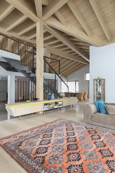 House in the Alps by Mostlikely based on an agricultural barn