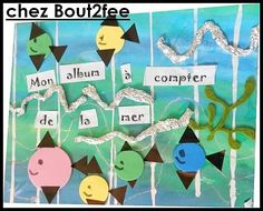 album à compter de la mer I School, School Ideas, Album, Lost & Found, Elementary Schools, Spectacle, Blog, Aquarius, Names