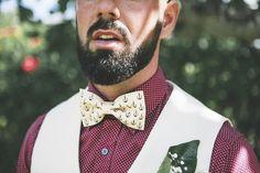 Pajarita de anclas by @fandi_es #novio #groom #groomsmen #noivo #bestman #pajarita #bow #noviofandi #ankerbow #beard