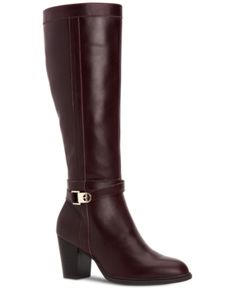 39e119c5ca7e Giani Bernini Rozario Memory-Foam Wide-Calf Dress Boots