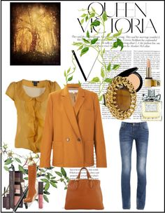 """""""Fall"""" by mandeerose ❤ liked on Polyvore"""