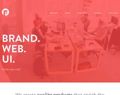 Focus Lab - 11 Inspiring Minimalistic Websites