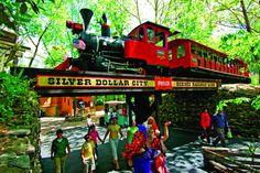 3.Silver Dollar City, Branson