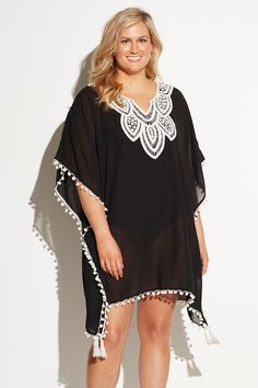 ecd945ca7e 91 Best Plus Size Cover Ups, Pareos and Sarongs images in 2018 ...