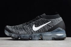 0ac3c58c3ee3 Nike Air VaporMax Flyknit 3.0 2019 Grey Orange Black Shoes Best ...