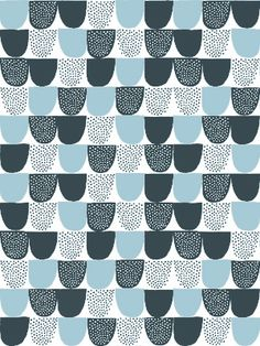 Pattern and Co. - Sokeri Fabric Pattern: Sokeri Designer: Hanna...
