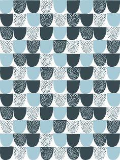 Sokeri fabric by Hanna Konola