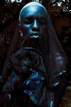 Vibrance By Yana Uvarova Pathfinder Races, Dark Paradise, Chiaroscuro, Faeries, Cyberpunk, The Darkest, Gloves, Darth Vader, Gucci