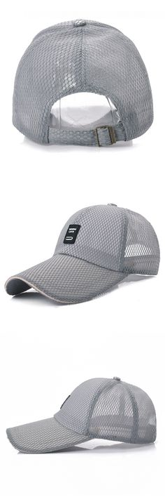 61fd63f6781 Male Korean hat brim hat big summer baseball tide extended eaves hat  outdoor hats and thin soft and breathable