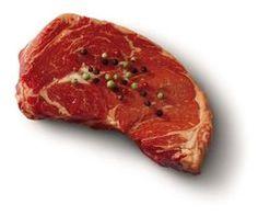 Fresh cracked black pepper enhances sirloin's flavor.