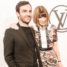 Michael Burke and Delphine Arnault Host a Dinner Celebrating Louis Vuitton's Monogram for more fashion and beauty advise check out The London Lifestylist http://www.thelondonlifestylist.com