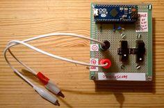 Arduino Oscilloscope                                                                                                                                                                                 More