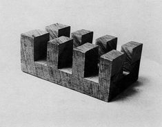 carl andre, untitled, new york, 1959