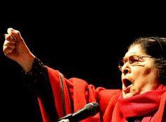 Muere Mercedes Sosa, matriarca de la canción popular latinoamericana