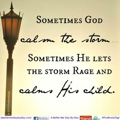 Military child quotes | Peace in the Middle of the Storm… | A Better Me Day By Day