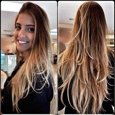 Ideas For Nails Design Ombre Hombre Hombre Hair, Hair Junkie, Cabello Hair, Good Hair Day, How To Make Hair, Balayage Hair, Gorgeous Hair, Hair Goals, New Hair