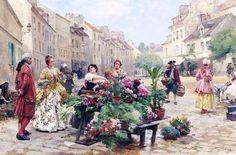 Louis Marie de Schyrver(1862 – 1942) Франция