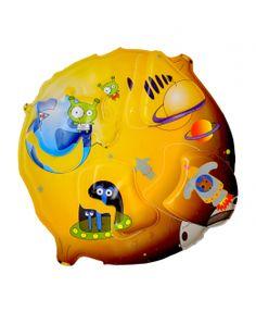 Zabawka Bee Space – puzzle do kąpieli