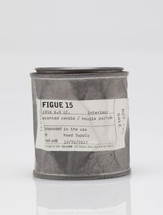 Figue 15 scented candle by LeLabo