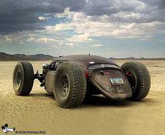 Beetle of Wasteland