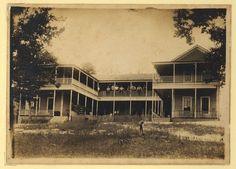 Jackson Parish, Louisiana.  1903, Hotel in Ansley.  Built by the Davis Brothers.