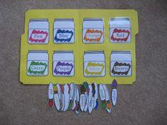 Fumbling Through Homeschooling: File Folder Games