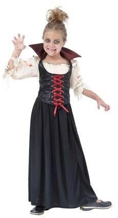 costumes girls vampire costume vampires - Halloween Costumes Vampire For Girls