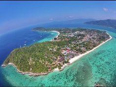 Koh Lipe Drone April 2015