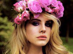 Lana Del Rei Como Fazer Coroas de Flores, Tiaras de Flores ou as Headbands