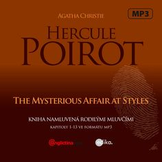 Hercule Poirot - The Mysterious Affair at Styles v anglickom jazyku