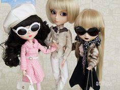 Romantic trio - Pullip Dolls