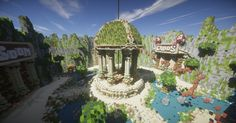 HSK-Network *NEW* Lobby Minecraft Project