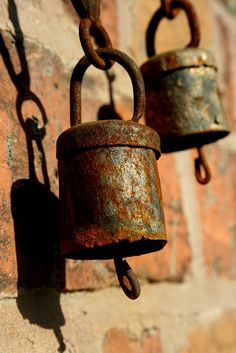 Rusty bells still ring - sort of