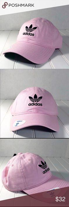 4b393b9ab06a55 Adidas Originals Relaxed Strapback Cap Dad Hat New with tags Adidas  Originals Relaxed Strapback Cap Dad