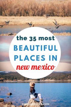 THE BEST hidden gems and beautiful places in New Mexico are on my list! You'll fall in love with The Land of Enchantment just through these photos! Whether you're doing a New Mexico road trip or visiting Santa Fe, Ruidoso, Albuquerque, Las Cruces, or other New Mexico towns, you'll find great things to do and bucket list items to visit on your New Mexico trip. Summer, winter, whenever- these are perfect photography places! Map included! #newmexico #travel #america #santafe #albuquerque New Mexico Road Trip, Travel New Mexico, Best Places To Travel, Cool Places To Visit, Places To Go, Carlsbad New Mexico, Nevada, Travel Nursing, Land Of Enchantment