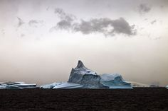 Photographer John  Conn, Antarctica 118, Limited Edition series of 5 at New York Art Gallery Elisa Contemporary Art.  20 x 30, framed to 24 x 36.