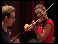 Janine Jansen Notes Of A Recording (Tchaikovsky) Part 4