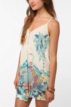 Kimchi Blue Knit Seashell Dress $49.00