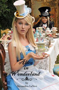Party Theme: Wonderland Tea Party