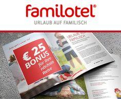 Jetzt den kostenlosen Katalog 2017 bestellen und € 25 Bonus sichern!