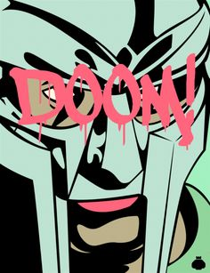 Mf Doom! | BruteBeats | Your Visual Radio Hip-Hop Station | brutebeats.com | facebook.com/brutebeatsradio | #hiphop #rap #brutebeats #beats
