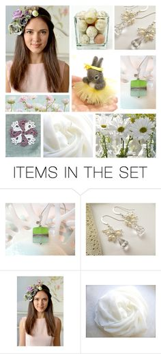 """""""Etsy Collage"""" by rosa-shawls ❤ liked on Polyvore featuring art and rustic"""