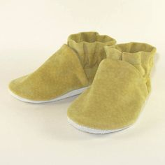 Soft Sole Leather Baby Shoes 6 to 12 Month Eco by KaBoogie on Etsy, $26.50