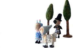 'Little creature making its way' : Julie Arkell