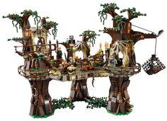 10236 Ewok Village - Brickipedia, the LEGO Wiki