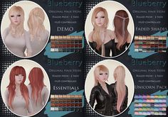 Blueberry Hair Store Opening Soon | Flickr - Photo Sharing!