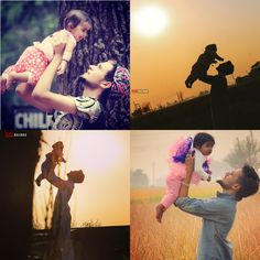 Father and daughter photography best photo of the world