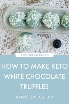 No bake and berries sounds good to us! This quick, easy recipe for Keto White Chocolate Blueberry Truffles delivers both. No stress, no heat, and it'll be a hit with the whole family. Low carb recipes. Sugar free dessert recipes. ChocZero creates healthier treats with quality ingredients. Enjoy keto-friendly, sugar-free chocolate and syrup that tastes incredible. Enjoy our low-carb, keto, gluten-free, and sugar-free recipes that use our delicious keto chocolate and syrups. Quick Keto Dessert, Healthy Dessert Recipes, Keto Recipes, Sugar Free Desserts, Sugar Free Recipes, Blueberry Shortcake, Strawberry Cheesecake Bites, White Chocolate Truffles, Easy Summer Desserts