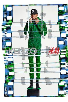 d2a3c051 The long-awaited KENZO X H&M collection will hit selected stores and hm